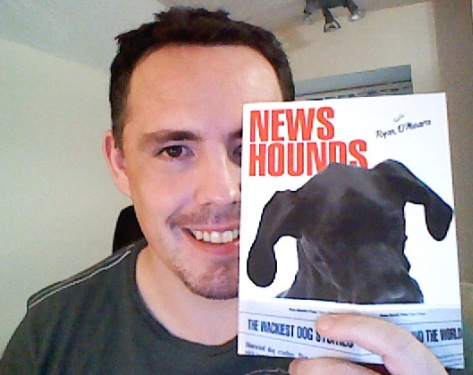 News Hounds - Ryan O'Meara